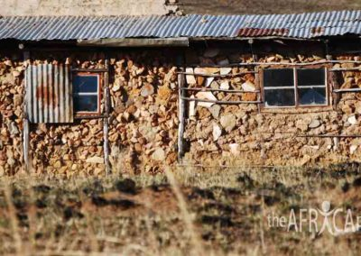 Nkandla mud hut 2007