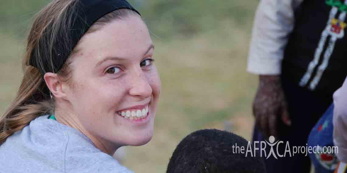Stephanie in Nkandla 2007 (7)