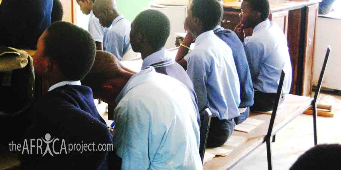 Velangaye Students in Class 2008