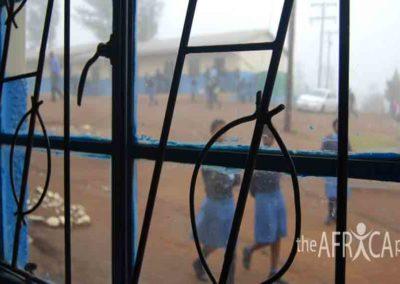 Velangaye Through a Window