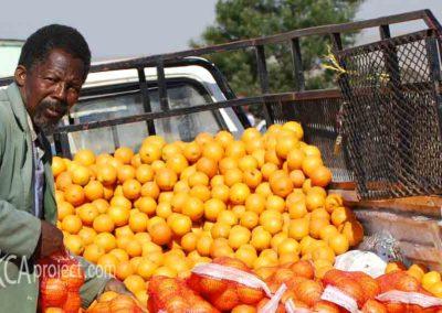 Nkandla outdoor market 2007