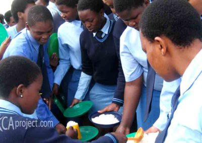 Velangaye Lunch Program Sponsored by TAP 2008